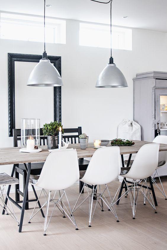 esstische mit metallbeinen ja oder nein alles was du brauchst um dein haus in ein zuhause. Black Bedroom Furniture Sets. Home Design Ideas