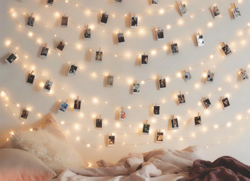 DIY: Foto Lichterkette   Alles Was Du Brauchst Um Dein Haus In Ein Zuhause  Zu Verwandeln | HomeDeco.de