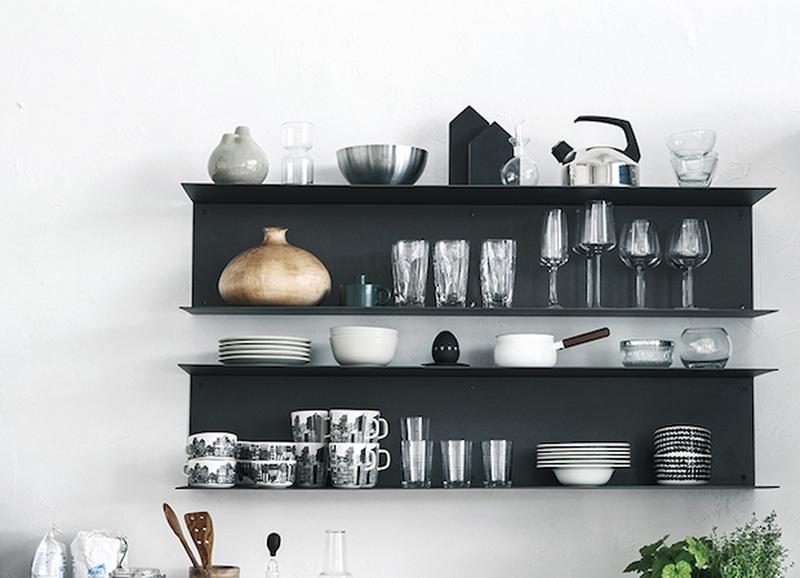 Ja Oder Nein: Eine Schwarze Küche