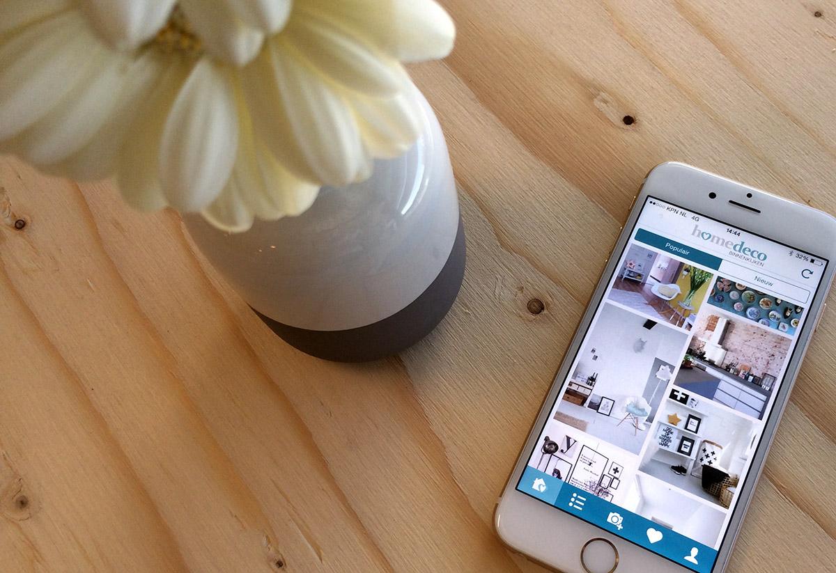 HomeDeco Binnenkijken App